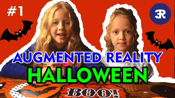 Augmented Reality - Halloween