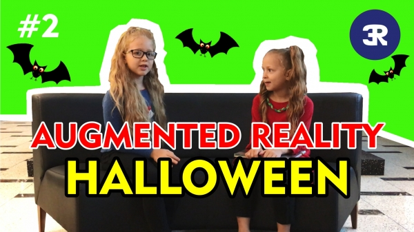 Augmented Reality - Halloween Augmented Reality 2