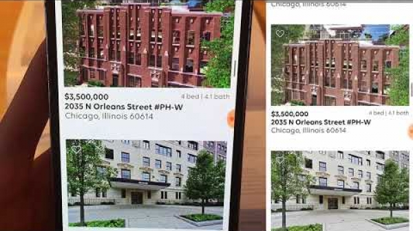 Augmented Real Estate Catalog by AR TEAM