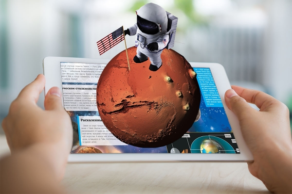 Encyclopedia of Space with Augmented Reality